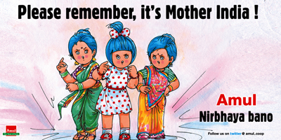 Please remember it�s Mother India!