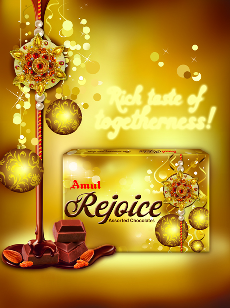 Amul Rejoiceassorted Chocolate Amul The Taste Of India